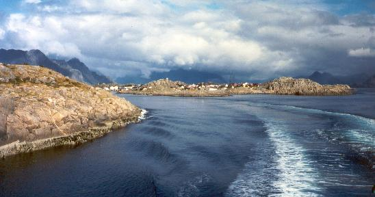 Insel-Welt der Lofoten (2002)